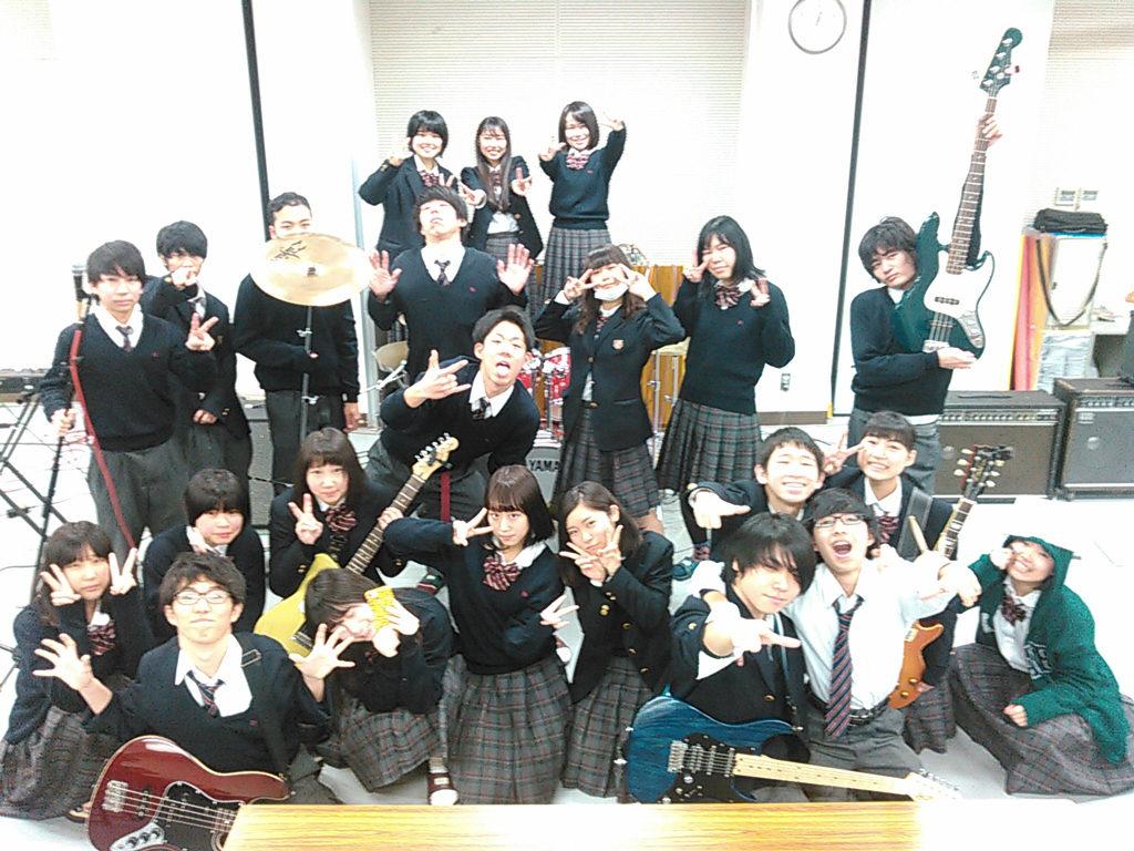 枚岡樟風高校 軽音楽部